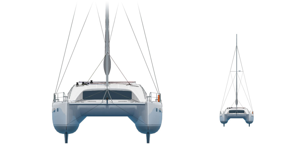 vision-yachts-front-view